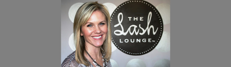 Anna Phillips, CEO and Founder of The Lash Lounge