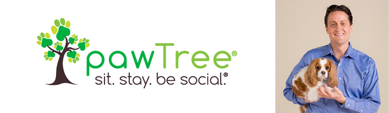 Roger Morgan, CEO and Founder of pawTree