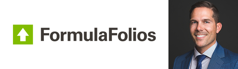 Jason Wenk, CEO and Founder of FormulaFolios